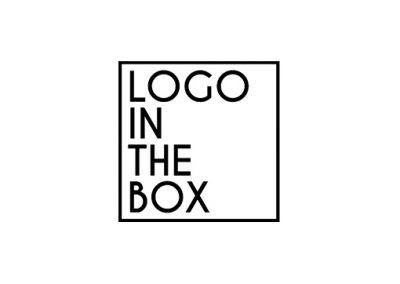 Logo in the box